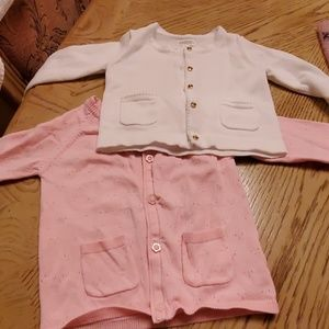 Other - 2 toddler cardigans